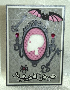 Challenge Friday: Eerie – Weekly Challenge #1 at the Cricut Circle Blog
