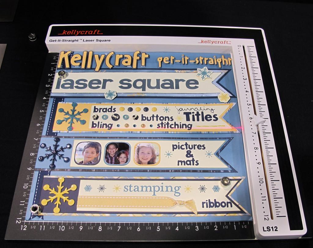 LaserSquare